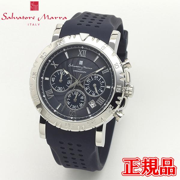 Salvatore Marra サルバトーレマーラ クオーツ メンズ腕時計 クロノグラフ 送料無料 SM19110-SSNV