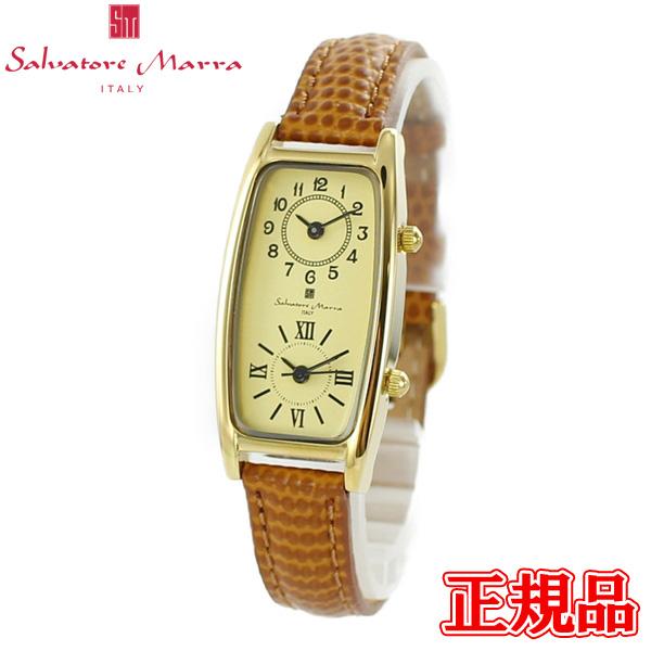 Salvatore Marra サルバトーレマーラ レディース 送料無料 腕時計 SM19155-GDGDCA