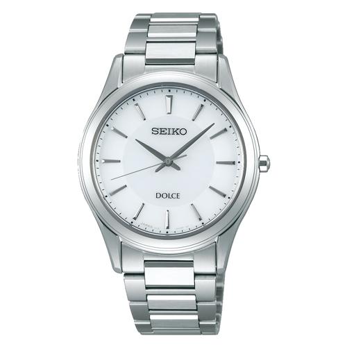 【4日20時~エントリーでポイント最大39倍!11日1時59分まで!】 【送料無料】セイコー ドルチェ&エクセリーヌ ソーラー メンズ腕時計 SADL011