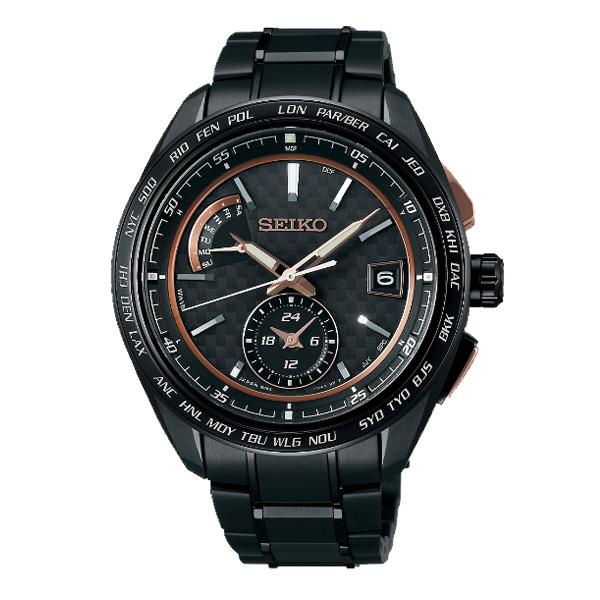 【2日20時~エントリーでポイント最大39倍!9日1時59分まで!】 SEIKO セイコー BRIGHTZ ブライツ ソーラー電波修正 メンズ腕時計 送料無料 SAGA263