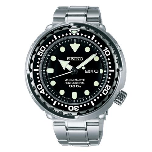 【2日20時~エントリーでポイント最大39倍!9日1時59分まで!】 国内正規品【送料無料】セイコー プロスペックス マリーンマスター プロフェッショナル メンズ腕時計 SBBN031