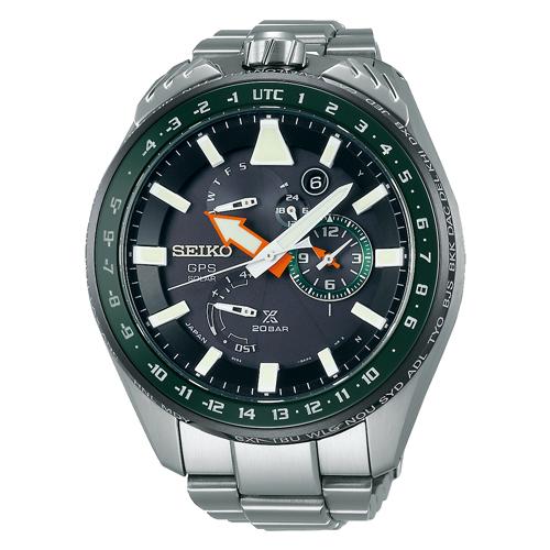 国内正規品【送料無料】セイコー プロスペックス ランドマスター グレートトラヴァース メンズ腕時計 SBED007