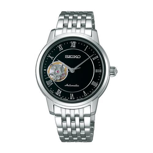 【】セイコープレザージュ ベーシックライン レディース腕時計 SRRY017