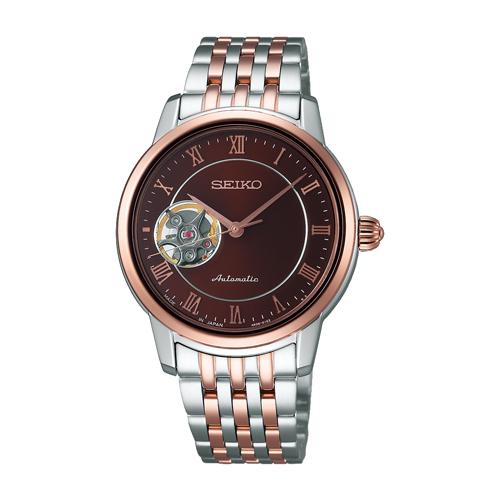 【送料無料】セイコープレザージュ ベーシックライン レディース腕時計 SRRY020