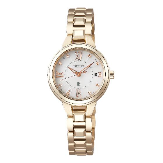 人気ブランド多数対象 国内正規品 SEIKO セイコー LUKIA ルキア Lady Diamond 在庫一掃 ラッピング無料 バレンタイン ソーラー電波修正 レディース腕時計 送料無料 SSVW148