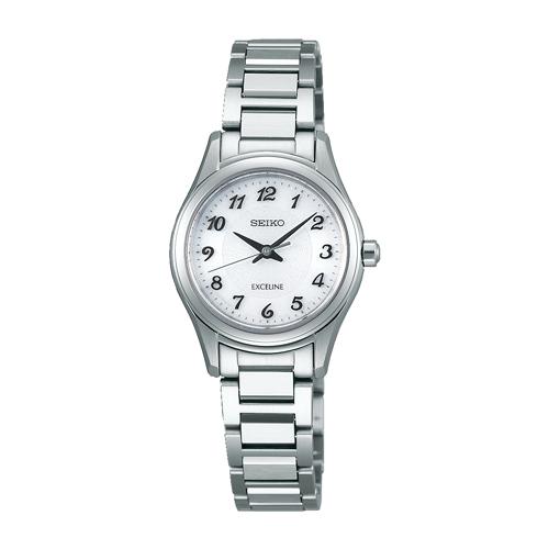 【送料無料】セイコー ドルチェ&エクセリーヌ ソーラー レディース腕時計 SWCQ093