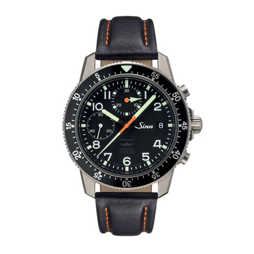 Domestic regular article Sinn gin Instrument Chronographs 103 men's watch 103 .TI.IFR