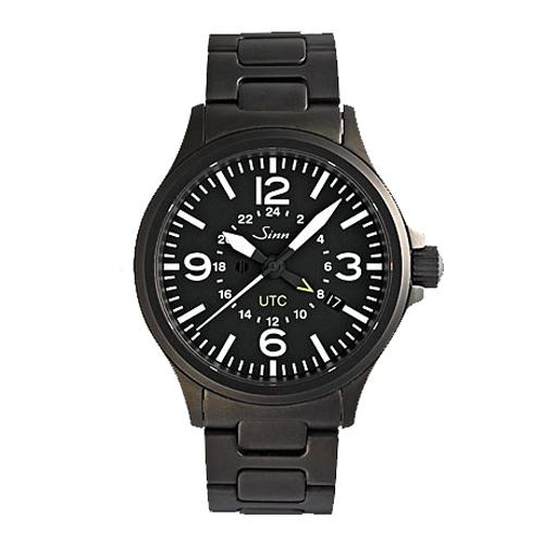 【ポイント最大38倍!11日20時~18日1時59分まで!】 国内正規品【24回払いまで無金利】 【送料無料】 Sinn ジン Instrument Watches 856 メンズ腕時計 856.S 【新品】
