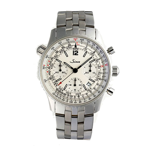 Domestic regular article Sinn gin Driver/Navigation Chronographs 903 men's watch 903 .ST.AUTO.S