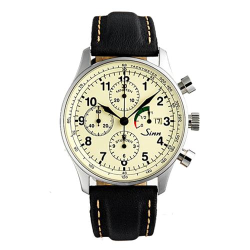 Domestic regular article Sinn gin Driver/Navigation Chronographs 956 men's watch 956 .KLASSIK