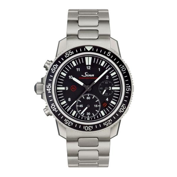 【ポイント最大38倍!11日20時~18日1時59分まで!】 国内正規品【24回払いまで無金利】 Sinn ジン Diving Watches EZM メンズ腕時計 あす楽 送料無料 613.EZM13.M【新品】