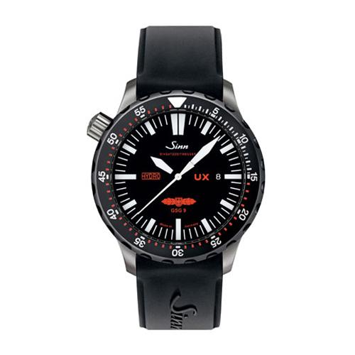 Domestic regular article Sinn gin Diving Watches UX men watch UX.SDR.GSG9
