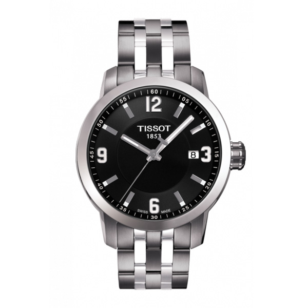 TISSOT ティソ PRC 200 メンズ腕時計 クォーツ 送料無料 T055.410.11.057.00