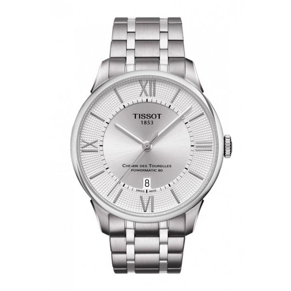 TISSOT ティソ シュマン・デ・トゥレル オートマティック メンズ腕時計 自動巻き 送料無料 T099.407.11.038.00
