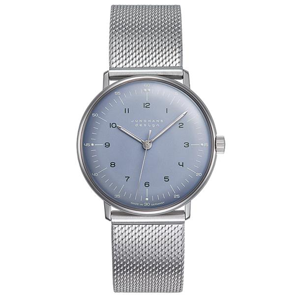 【送料無料】 国内正規品 ユンハンス Max Bill Hand Wind メンズ腕時計 027 3600 44 【新品】