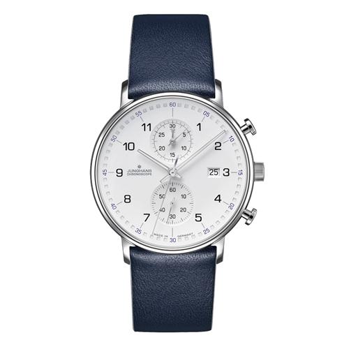 【送料無料】 国内正規品 ユンハンス Form C メンズ腕時計 041 4775 00 【新品】
