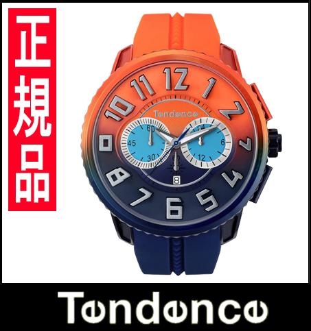 【ポイント最大33倍!4日20時~11日1時59分まで!】 【24回払いまで無金利】 【送料無料】国内正規品 TENDENCE [テンデンス] De'Color ディカラー メンズ腕時計 TY146104