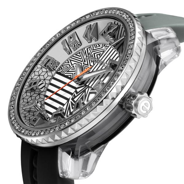 正規品 TENDENCE テンデンス CRAZY クレイジー クォーツ ユニセックス メンズ レディース 腕時計  TY930066