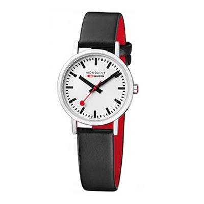 【2日20時~エントリーでポイント最大39倍!9日1時59分まで!】 【送料無料】 MONDAINE [モンディーン] New Classic レディース腕時計 A658.30323.11SBB