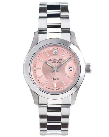 SWISS MILITARY [the Swiss military] ELEGANT PREMIUM [elegant premium] Lady's clock ML311 fs3gm