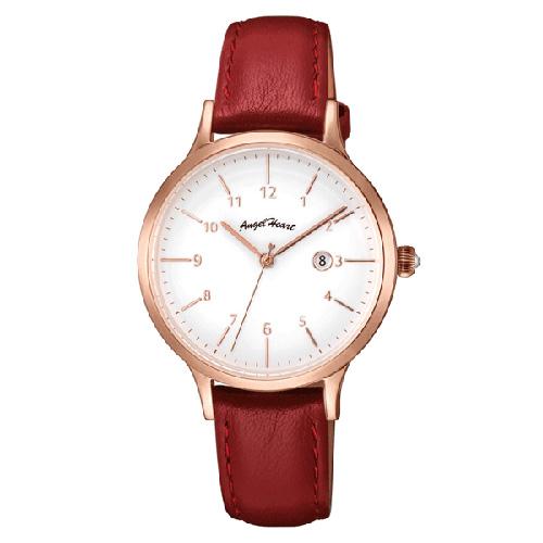 正規品 エントリーでポイント最大39倍 24日1時59分まで 超歓迎された 送料無料 Angel Heart Pastel レディース腕時計 訳あり 新品 PH32P-RD エンジェルハート