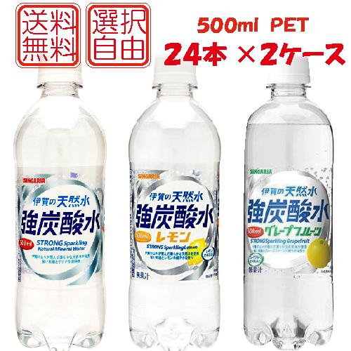 水 水 の 強 天然 伊賀 炭酸