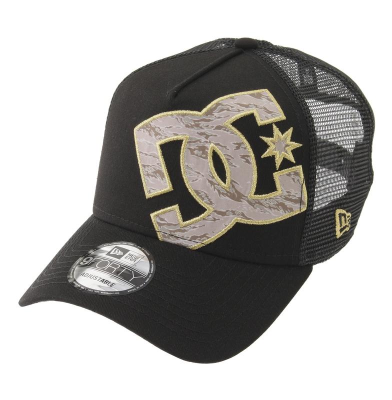 DC ディーシー公式通販 1~3営業日以内に発送 贈答 アウトレット価格 ディーシー シューズ 帽子 BACKMESH キャップ EMB 絶品 JPN