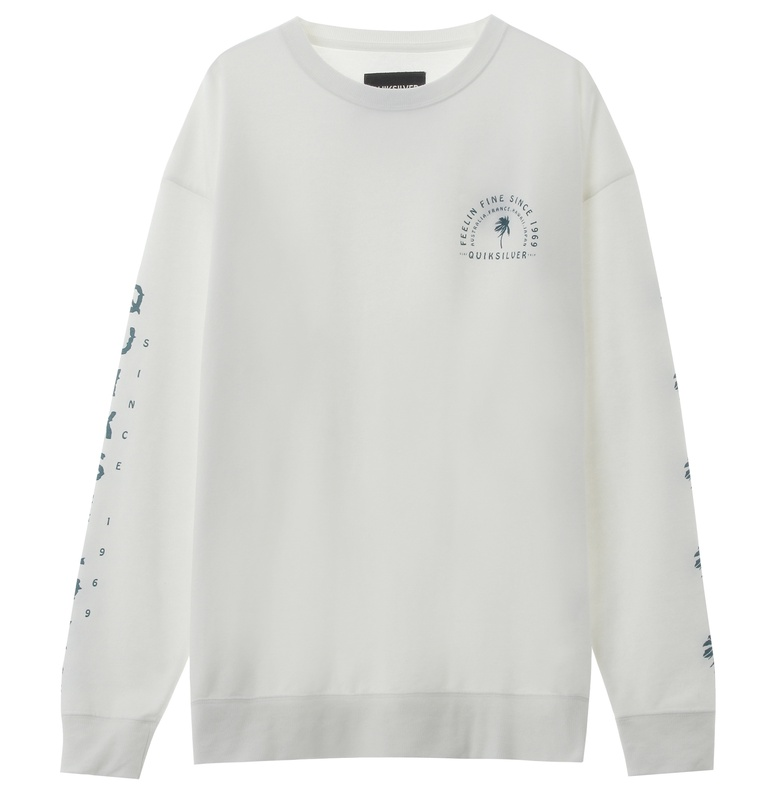 Quiksilver Mens Blind Alley Tee Shirt