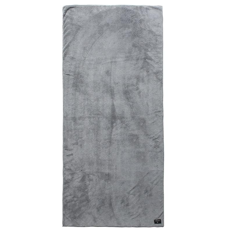クイックシルバー QUIKSILVER  BATH TOWEL SOLID 吸水速乾 (130×60cm) Towel 【QTW201331 CHC】
