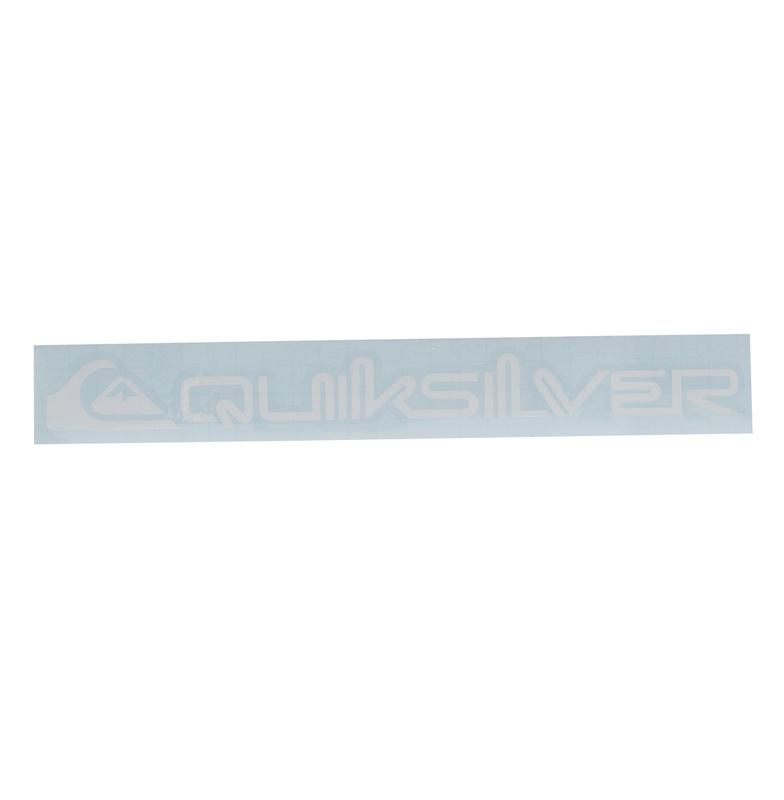 QUIKSILVER クイックシルバー 新品未使用正規品 公式通販 1~3営業日以内に発送 OMNI STICKER Stickers QOA215321 Mens 驚きの価格が実現 WHT