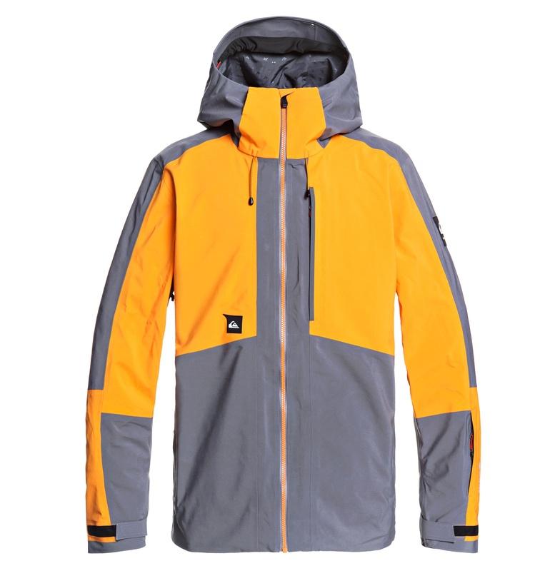 QUIKSILVER クイックシルバー 公式通販 1~3営業日以内に発送 セール SALE Quiksilver FOREVER 2L ウェア シェルジャケット GORE-TEX ウィンタースポーツ スキー スノボー ジャケット 100%品質保証 JK アウター 入荷予定