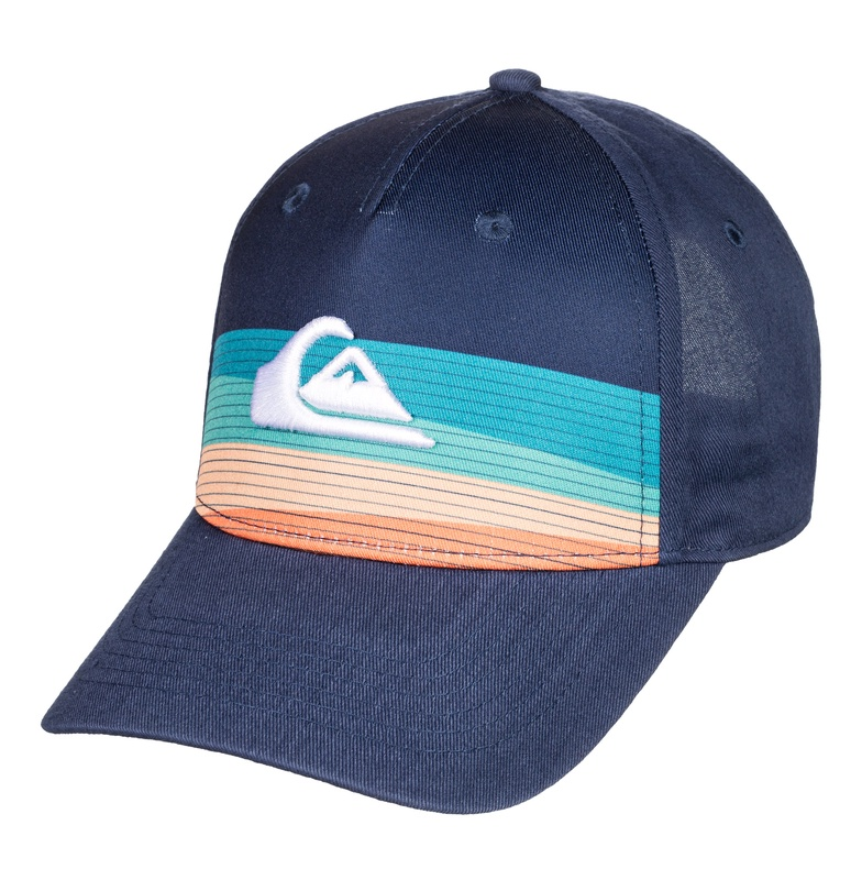 クイックシルバー QUIKSILVER  BLOCK TICKER YOUTH Cap 【AQBHA03403 BSM0】