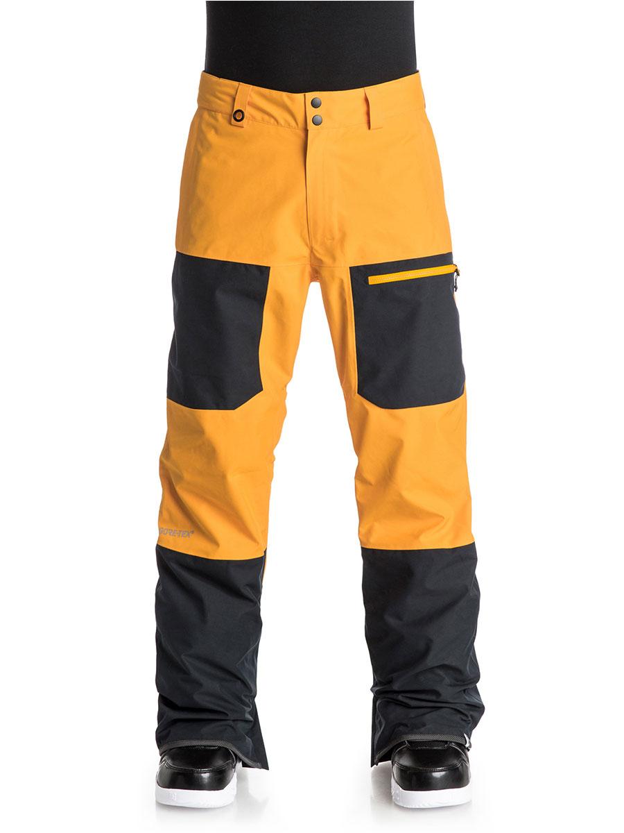 【アウトレット価格 / QUIKSILVER クイックシルバー】 メンズ TR INVERT 2L GORE TE スノー・シェルパンツ スノーボード スキー ウェア EQYTP03029 NKL0