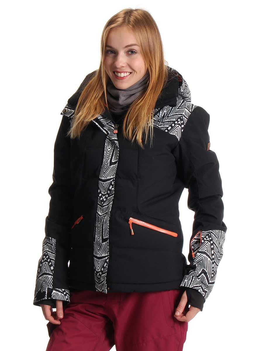 【アウトレット価格 / ROXY ロキシー】 レディース FLICKER JK スノージャケット スノーボード スキー ウェア ERJTJ03042 WBS6