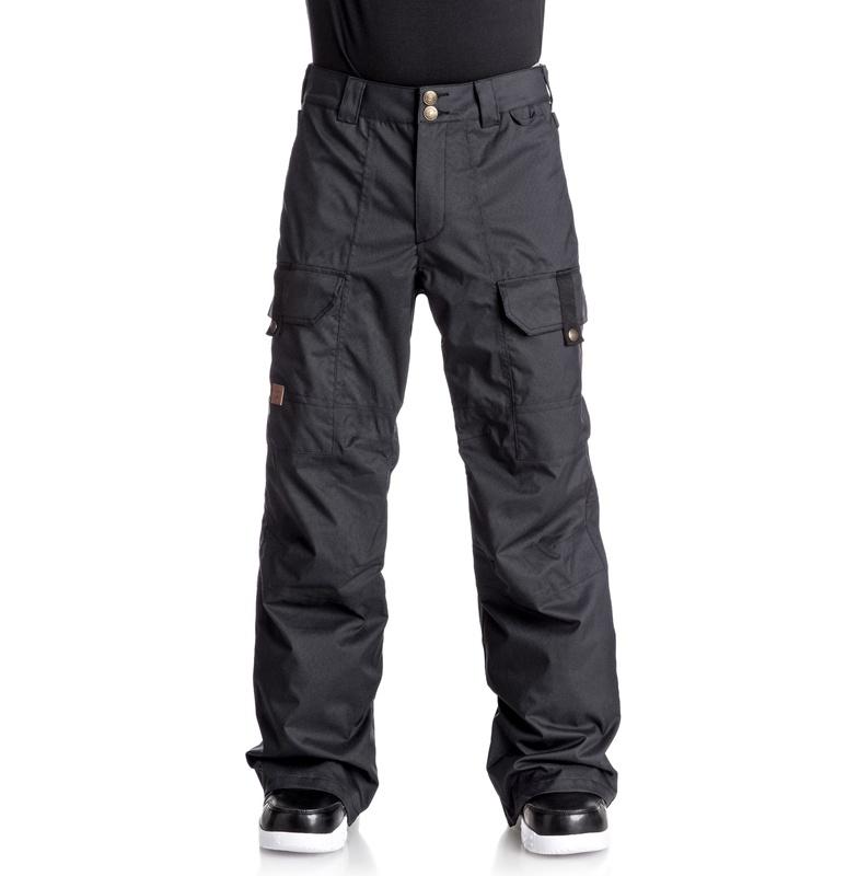 アウトレット価格 DC ディーシー シューズ 15K スノーパンツ(レギュラーフィット)CODE PNT シェルパンツ スキー スノボー パンツ ボトムス ウェア ウィンタースポーツ