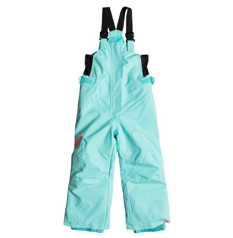 アウトレット価格 ROXY ロキシー キッズ すそ丈調節可 スノースタイパンツ (100-120) スキー スノボー パンツ ボトムス ウェア ウィンタースポーツ
