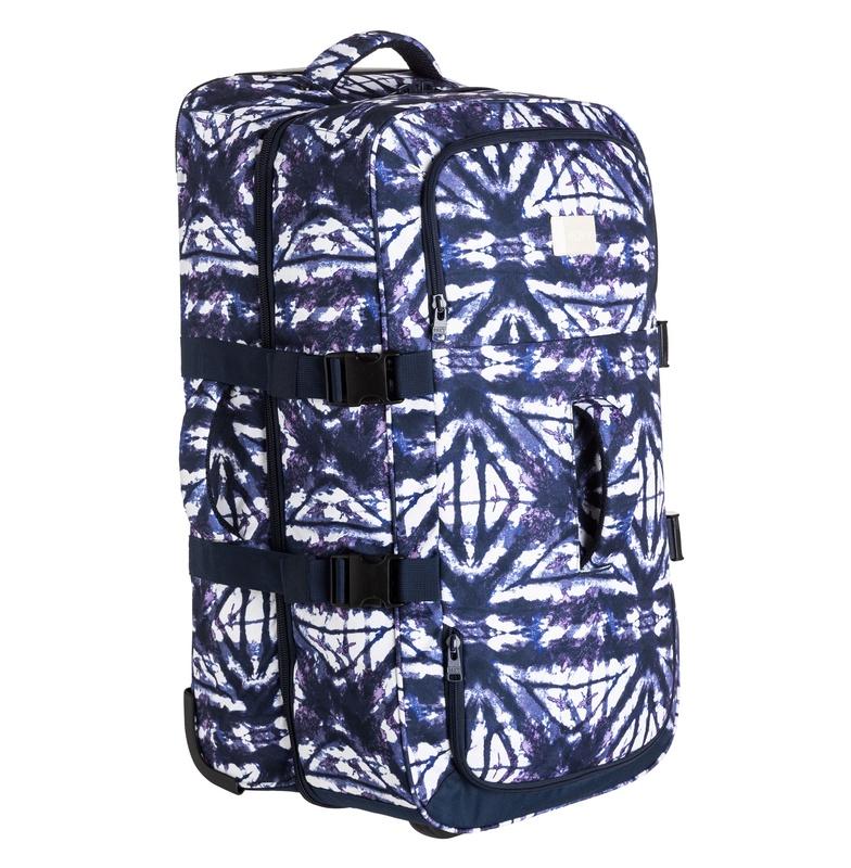 ロキシー ROXY  キャリーバッグ トラベルバッグ 旅行 海外 飛行機 スーツケース 【ERJBL03116 BTK6】