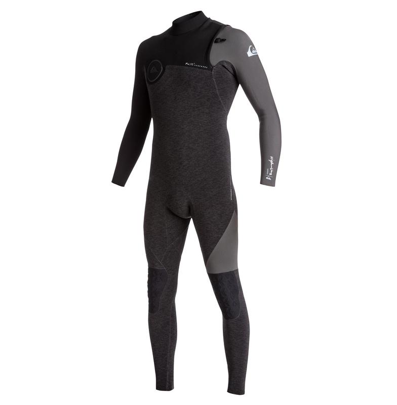 クイックシルバー QUIKSILVER  3/2 HIGHLINE SERIES ZIPLESS FULLSUIT Full suits 【QWT181901 BLK】