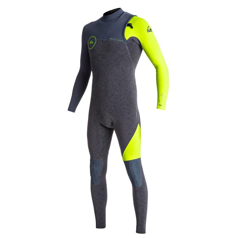クイックシルバー QUIKSILVER  3/2 HIGHLINE SERIES ZIPLESS FULLSUIT Full suits 【QWT181901 SLT】