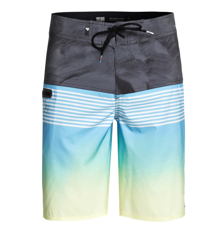 quiksilver boardshorts shorts board swim suit mens surf swimming quick dry green