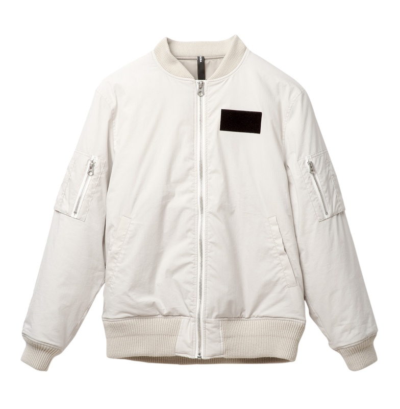 ディーシーシューズ DC SHOES  18 DCBA FLIGHT JACKET Heavy Jacket 【5410J854 LGR】