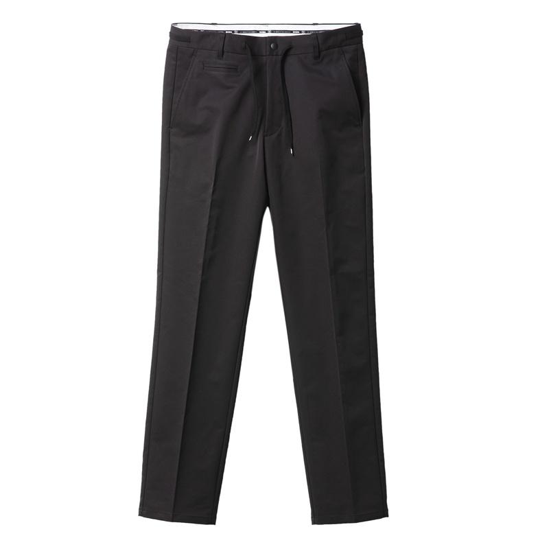 ディーシーシューズ DC SHOES  18 DCBA SLACKS Pants -Pants 【5428J855 BLK】