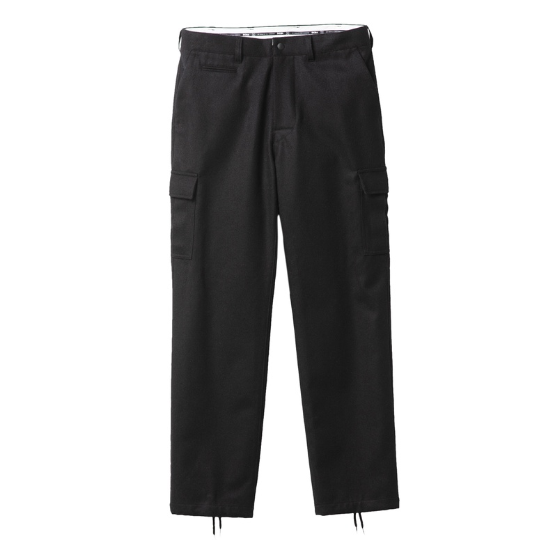 ディーシーシューズ DC SHOES  18 DCBA CARGO Pants -Pants 【5428J856 BLK】