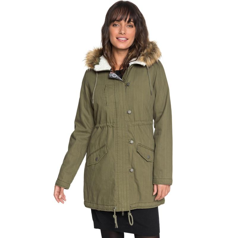 セール SALE ROXY ロキシー ESSENTIAL ELEMENT アウター ヘビージャケット 冬物 上着 防寒