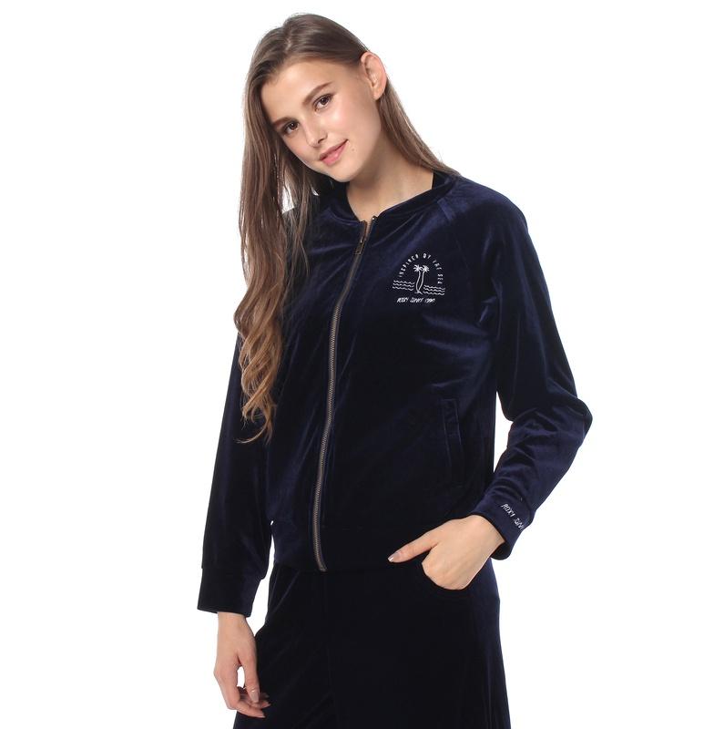ロキシー ROXY  INSPIRED BY THE SEA JACKET Light Jacket 【RJK184001 NVY】, リヤドロ大好き!:0b610687 --- styleart.jp