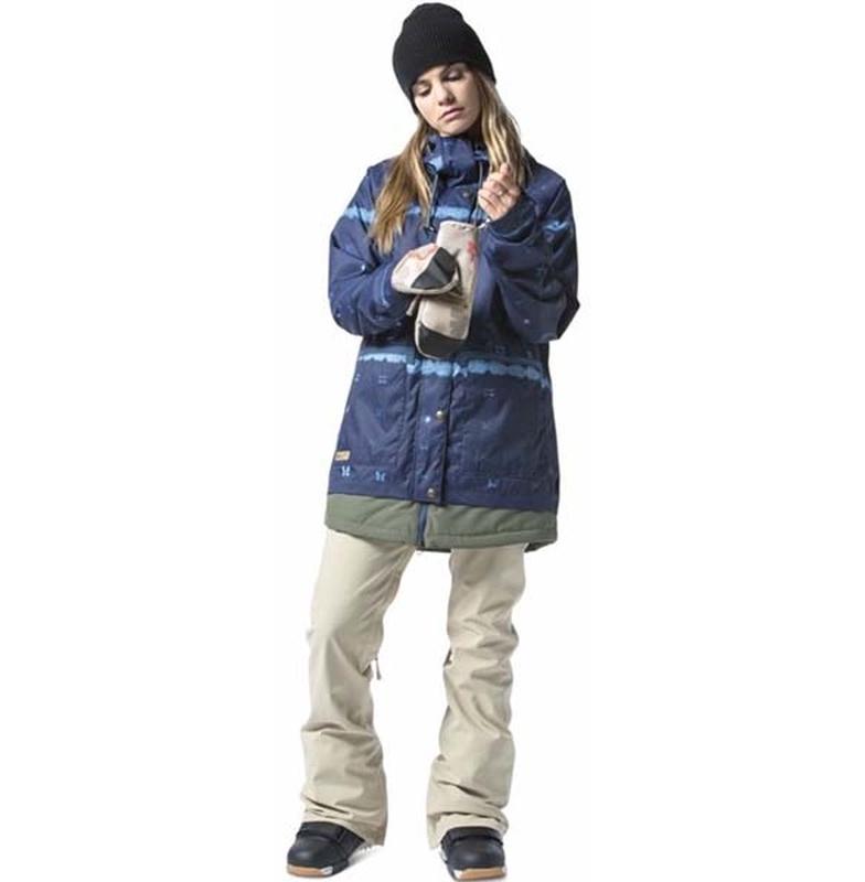 ディーシーシューズ DC SHOES  RIJI JKT スキー スノボー ジャケット アウター ウェア ウエア ウィンタースポーツ 【EDJTJ03035 BSN8】