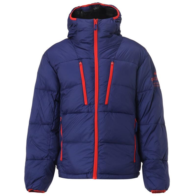 アウトレット価格 Quiksilver クイックシルバー メンズ ダウン ジャケット アウター ヘビージャケット 冬物 上着 防寒