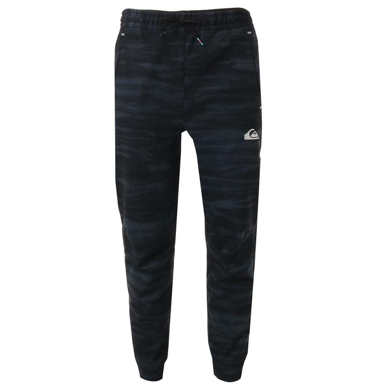 クイックシルバー QUIKSILVER  メンズ 防風 撥水 高機能 スリムフィット パンツ Pants -Pants 【QPT184066 BLK】