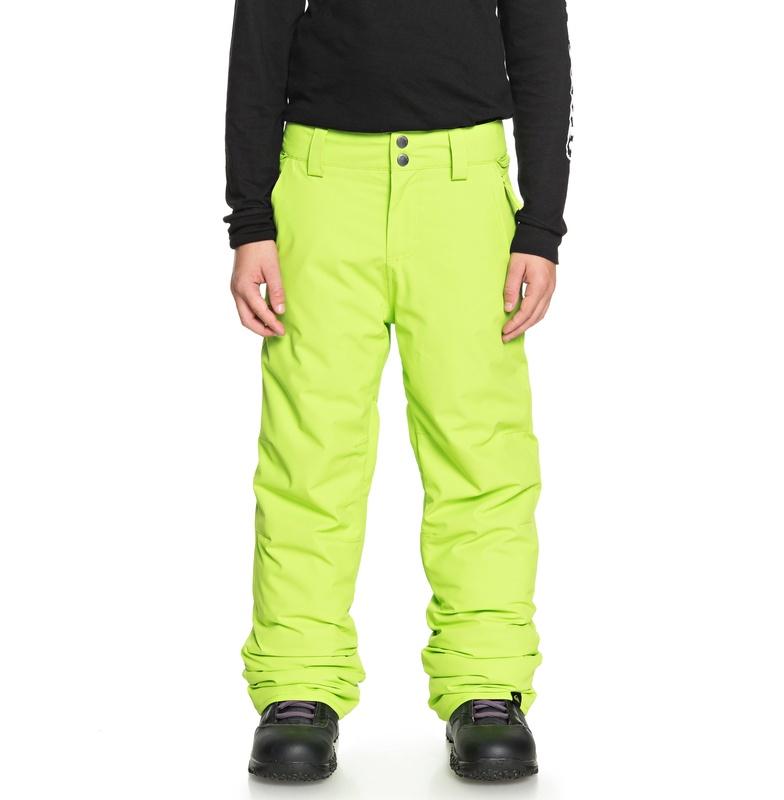 クイックシルバー QUIKSILVER  ESTATE YOUTH PT スキー スノボー パンツ ボトムス ウェア ウエア ウィンタースポーツ 【EQBTP03018 GKC0】