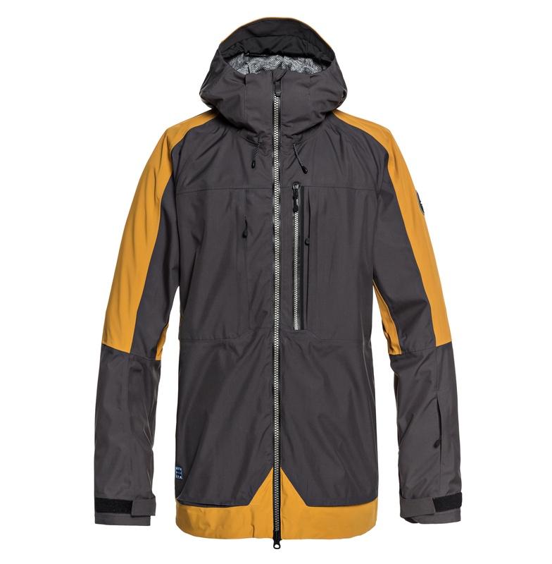 セール SALE Quiksilver クイックシルバー TR STRETCH JK シェルジャケット スキー スノボー ジャケット アウター ウェア ウィンタースポーツ